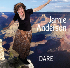 cover of the new cd: dare
