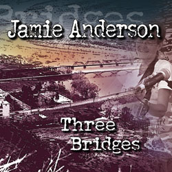 cover of the new cd: three bridges